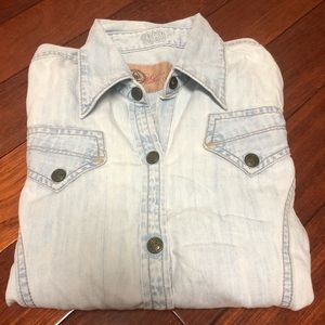 GAP Fitted Jean Shirt